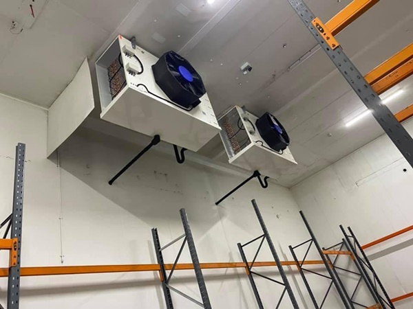 commercial cooling systems installed by powell cooling services