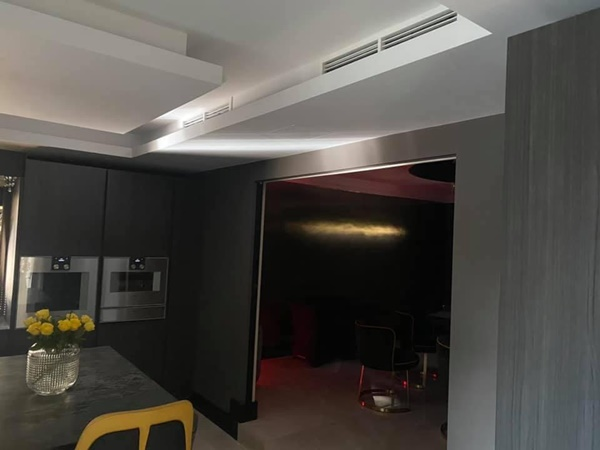 concealed air conditioning units